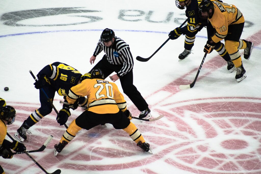 Hockey goaltenders are the worst trained athletes in sports today  Copy